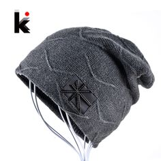 >> Click to Buy << 2017 Autumn And Winter beanies mens hats Union flag Casual Cap knitted hat bonnet plus velvet caps for men beanie #Affiliate
