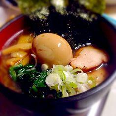 煮卵もスープも全部手作り(^_−)−☆ - 7件のもぐもぐ - 醤油ラーメン by erichi0507