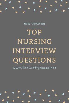 Nursing Interview Questions – The Crafty Nurse Nursing Resume, Nursing Career, Travel Nursing, Nursing Tips, Rn Resume, Nursing Board, Nursing Scrubs, Nursing Degree, Funny Nursing