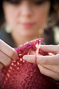 Want to Reduce Your Stress? Try Knitting