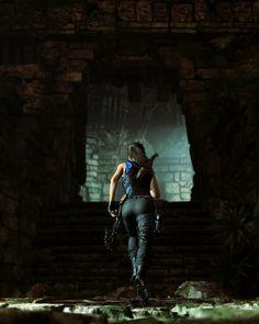 Steam Community: Shadow of the Tomb Raider. Tomb Raider Comics, Tom Raider, Video Game Tattoos, Tomb Raider Lara Croft, Mileena, Gaming Tattoo, Character Outfits, Best Games, Female Characters