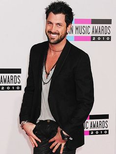 MAKSIM CHMERKOVSKIY, from Dancing with the Stars