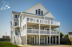 If you are looking for plenty of space for your large family group By The Sea is for you! 10 bedrooms, 10.2 bathrooms, Only 735 ft from the beach. Select June weeks now on special for $1,000 to $1,100 off!