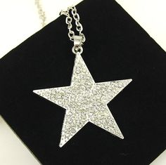FREE! FASHION ACCESSORY 2017 STARS!!     YOU ONLY HAVE TO PAY FOR SHIPPING.  Get yours now! Fashion 2017 beautiful star pendant necklace!   https://goodfeelingstuff.com/collections/necklaces/products/silver-plated-pentagram-star-pendant-long-necklaces-pendants-necklace-women-mens-costume-jewellery-accessories-nke-k26