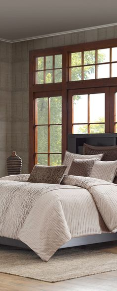 Eclipse Rustic Bedding
