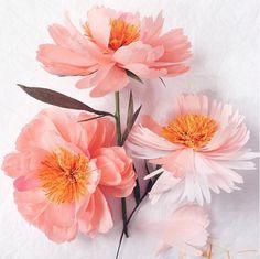 Susan Beech is the paper artist behind A Petal Unfolds, a UK-based paper flower shop