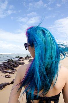 COLORFUL HAIR