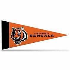 Cincinnati Bengals Mini Pennants  8 Piece Set *** For more information, visit image link.
