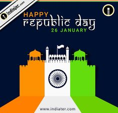 Stock vector celebrates Happy Republic Day background with Red Fort - Indiater Independence Day Activities, Independence Day Decoration, Independence Day Special, Independence Day Background, Indian Independence Day, Indian Flag Photos, Happy Lohri Wishes, Indian Army Quotes, Large Wall Stickers