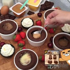 Easy Birthday Cake Recipes, Homemade Cake Recipes, Cupcake Recipes, Birthday Cupcakes, Easy Chocolate Cupcake Recipe, Chocolate Recipes, Chocolate Videos, Cake Chocolate, Homemade Chocolate