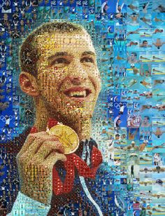 Michael Phelps: So glad to see how he's grown into an inspiration for us all! You can all achieve great things!
