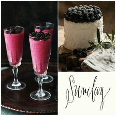 <3 tina Hello Sunday, Happy Sunday, The Lord Is Good, Collages, Good Morning, Alcoholic Drinks, Eat, Desserts, Buen Dia