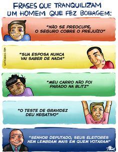 Satirinhas - Quadrinhos, tirinhas, curiosidades e muito mais! - Part 55