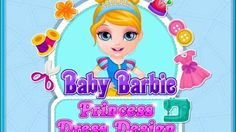 Baby Barbie Princess Dress Design Game. You can play this game at http://www.y8-games.name/baby-barbie-.... Baby Barbie Princess Dress Design is a dressup game. The news of a fancy dress school ball coming soon makes baby Barbie and her classmates very happy. The students have a couple of weeks at their disposal to figure out what costumes to wear. The dress code is fairytale characters. The options include buying or renting the outfits. Baby Barbie wants her princess dress to be special and…