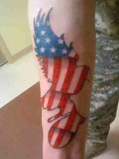 Hollywood undead. Undead army dove and grenade America tattoo.
