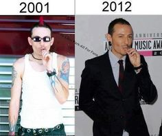 Chester Bennington - Some things never change
