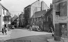 Photo of Penryn, Lower Street from Francis Frith Old Photos, Street View, Antique Photos, Vintage Photos, Old Pictures