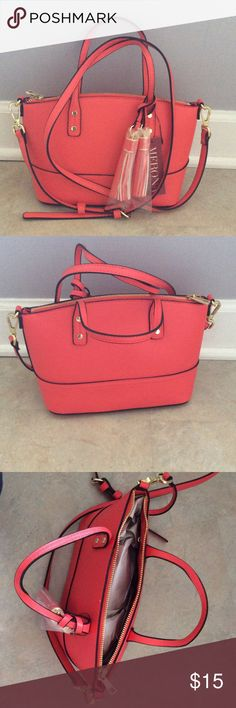 Purse Absolutely Pink shoulder strap or arm strap purse. Merona Bags Shoulder Bags