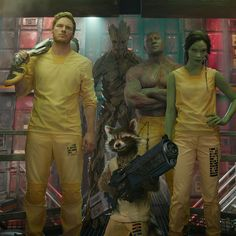 """Guardians of the Galaxy Is Already Getting a Sequel // I feel like a three year wait doesn't deserve an """"already""""."""