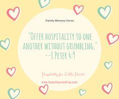Bible verse on hospitality