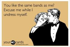 funny ecards | bands, dating, ecards, funny, music - inspiring picture on Favim.com