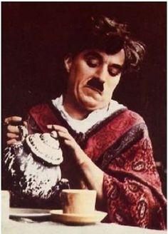 Té cinéfilo - Charlie Chaplin