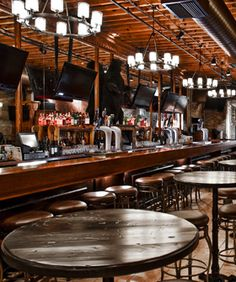 Sports Bar Design Ideas, Pictures, Remodel, and Decor - page 16 ...