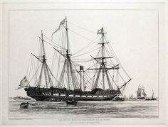THE UNITED KINGDOM EDINBURGH STEAM VESSEL 1000 tons burthen 200 horse power Drawn and Etched by E W Cooke Published London 1829 in Cooke s Sixty Five