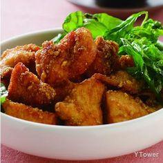 鹽酥炸雞塊食譜 - 雞肉料理 - 楊桃美食網 專業食譜