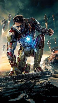 Wallpaper Marvel Wallpapers The Avengers Marvel Avengers, Iron Man Avengers, Marvel Heroes, Iron Man Wallpaper, Wallpaper Awesome, Wallpaper Maker, Black Wallpaper, Marvel Universe, Marvel Fanart