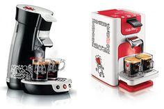 Keith Haring x SENSEO Coffee Machines