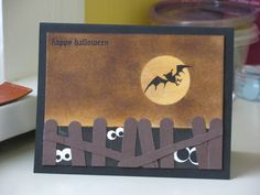 Happy Halloween by jodi.lenz - Cards and Paper Crafts at Splitcoaststampers