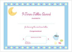 Birth certificate graphic templates baby boy google search 9 times tables lottie doll certificates for kids free printables download at yadclub Image collections