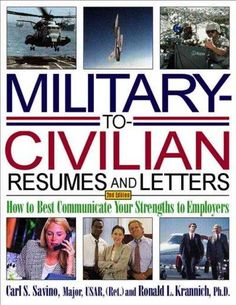 Each year more than 250,000 transitioning military personnel enter the civilian job market. Going beyond the rules of good writing, this book shows how such individuals can produce, distribute, follow