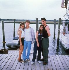 I Know What You Did Last Summer (1997)- when I was in junior high this movie was so cool haha