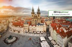 2nt 4* Luxury Prague, Superior Room & Flights - Optional Český Krumlov Stay & Car Hire!