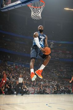 Lebron James 2012 All-Star game