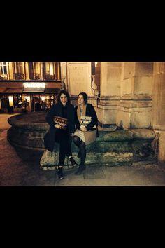 #friends#night#fashion