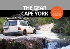 Fresh from a three-week trip to The Tip, Unsealed 4X4's Matt Scott takes us through the gear he used For many four-wheel drive enthusiasts, Cape York is the trip of a lifetime. Whether you are heading up the Old Telegraph Track, going for a cruise on the Peninsula Development Road, or intent on exploring those little sidetracks to parts unknown' it's important to have the right gear. While there's plenty of room for fun and ...