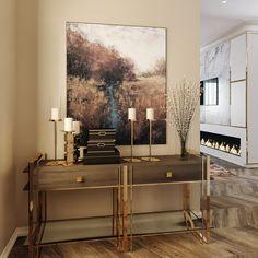 Penthouse modern de lux - Creativ-Interior Interior Projects, Decor, Furniture, Interior, Modern, Home Decor, Penthouse