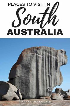 10 places to visit in South Australia for your South Australia holidays. South Australia serves up a diverse mosaic of landscapes. Australia Holidays, South Australia, Australia Funny, Australia House, Australia Animals, Great Barrier Reef, Brisbane, Cool Places To Visit, Places To Travel