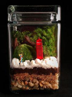 London+Calling+Moss+Terrarium+by+TerraSphereTerrarium+on+Etsy
