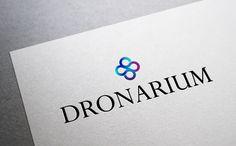 Веб-мама представляет Вашему вниманию свою новую работу - логотип Dronarium.  Dronarium - одна из самых крупных компаний в России и Украине, которая занимается производством и продажей дронов разного типа . Логотип приготовлен и подан Вам на дегустацию! Ваша, Веб-мама:)