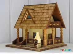 Casa cu gratar Sector 3 - HandMadeZone - Vinde si cumpara creatii handmade