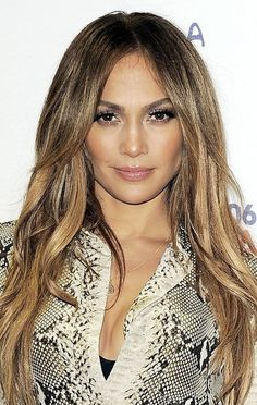 J LO, my soul sista! Love her hair...