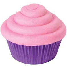 Covering Cupcakes with a Round Tip Swirl