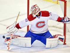 Evolution of Montreal Canadiens All-Star Goalie Carey Price Hockey News, Nhl News, Hockey Stuff, Goalie Gear, Hockey Goalie, Montreal Canadiens, Hockey Boards, Nhl Players, Of Montreal