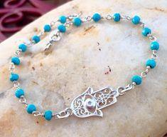 Fashion Jewelry Hamsa Hand Fatima Jewish Buddha Stainless Steel Anklet Chain Bracelet Women Foot Profit Small