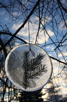 Frost-uro; vintersjov når der er frostvejr