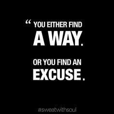It's never easy. It's always worth it. #sweatwithsoul